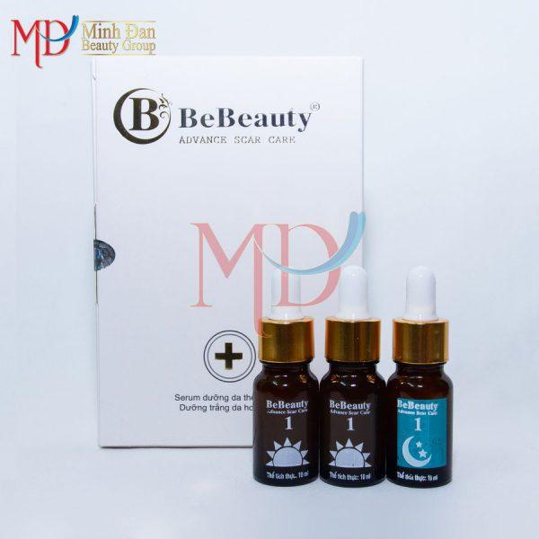Minh Đan - Bebeauty Advance Scar Care - Serum căng bóng phục hồi BeBeauty Advance Scar Care