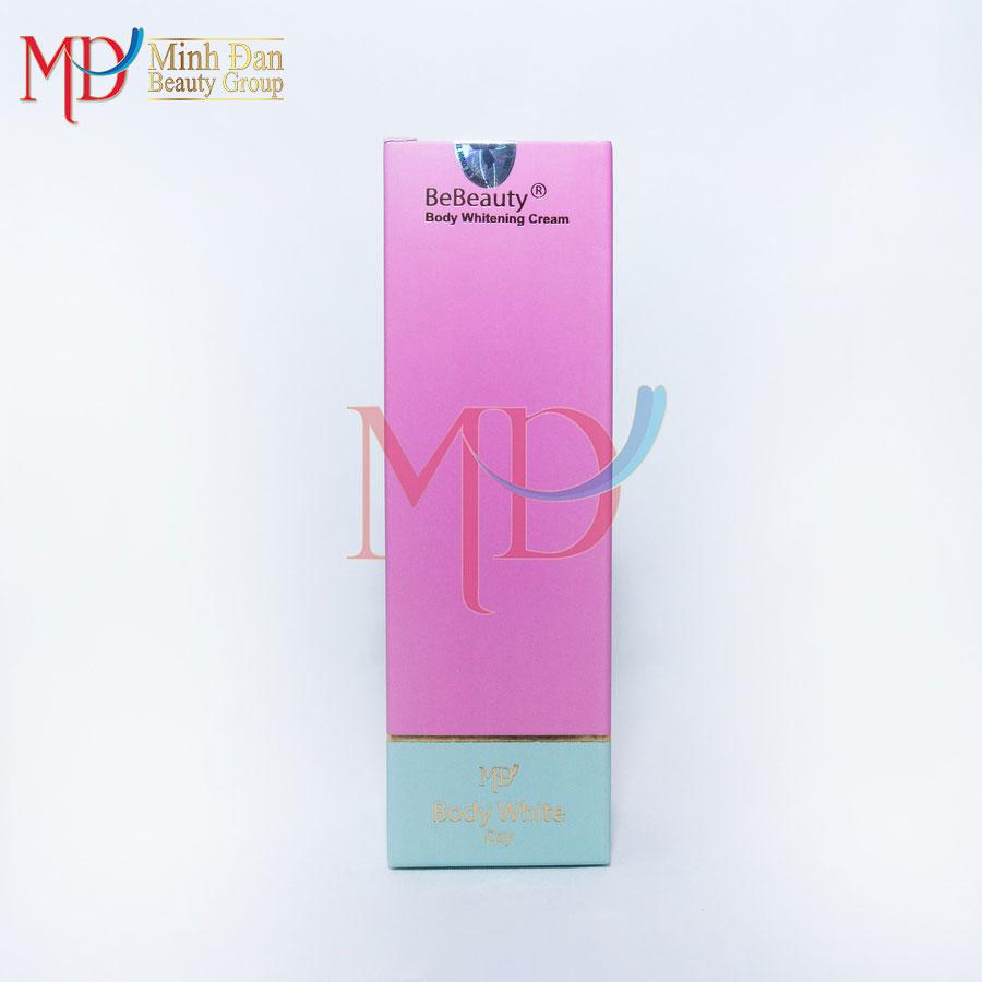 Minh Đan - BeBeauty Body Whitening Cream - Day