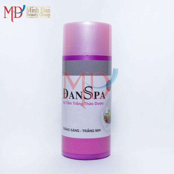 Minh Đan - Đan Spa - Bộ tắm trắng thảo dược