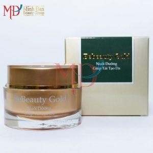 Minh Đan - Kem đặc trị nám da chuyên sâu BeBeauty Gold