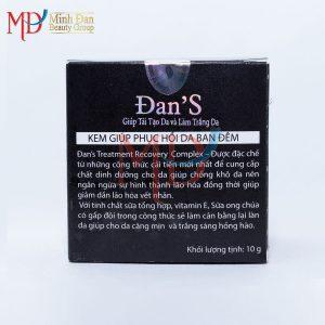 Minh Đan - Kem phục hồi da ban đểm ĐAN'S