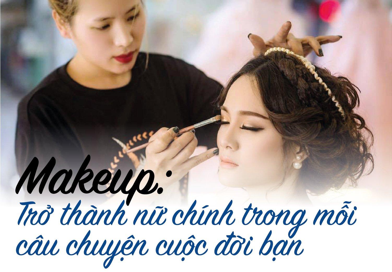 Minh Đan - Makeup