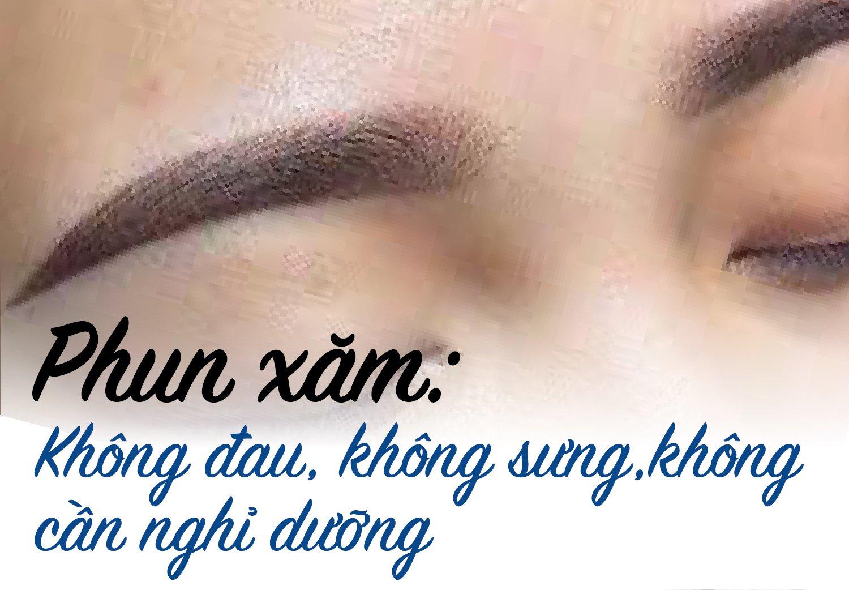 Minh Đan - Phun xăm