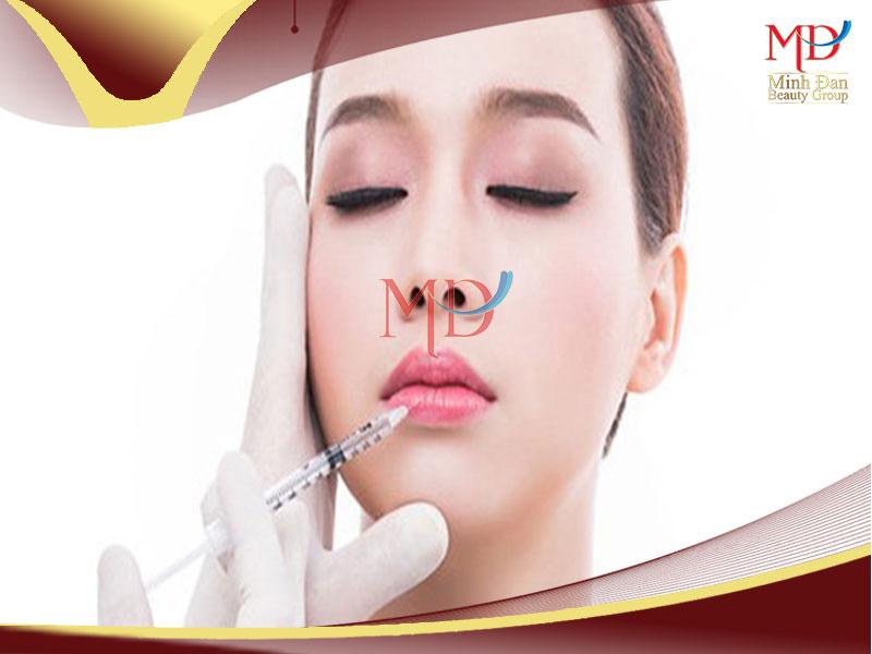 Minh Đan - Tiêm botox
